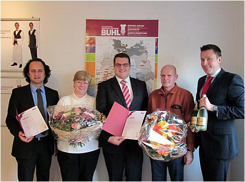 Eren Barlik, Ingrid Weinmann, Tobias Fömpe, Hans Ulrich Hanauer, Philipp Stump