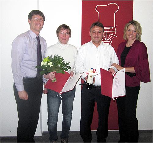 Holger Kraatz, Mandy Blochwitz, Volker Bauer, Jacqueline Schulz