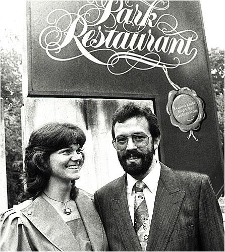 Charlotte und Hermann Buhl