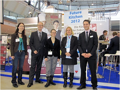 BUHL Mitarbeiter bei Intergastra in Stuttgart