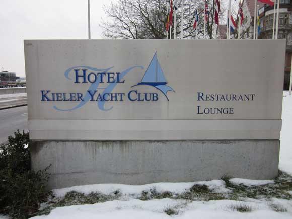 Hotel Kieler Yachtclub