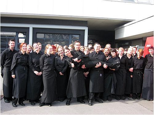 50 BUHL-Mitarbeiter