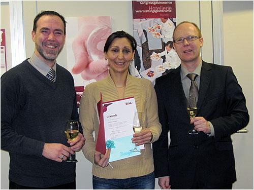 Paul Müller, Sipel Karayel und Peter Schneck