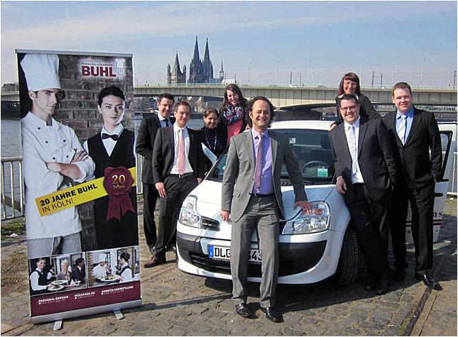 20 Jahre BUHL in Köln