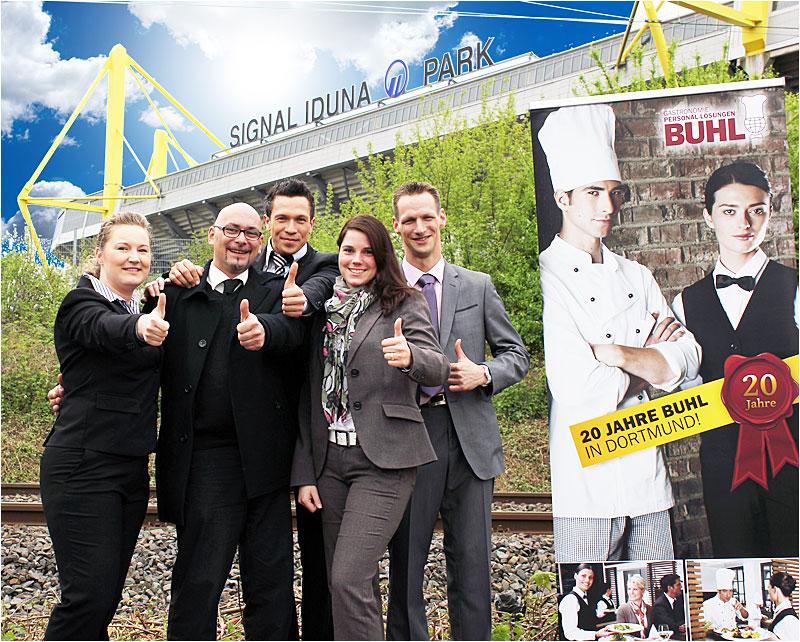 20 Jahre BUHL in Dortmund