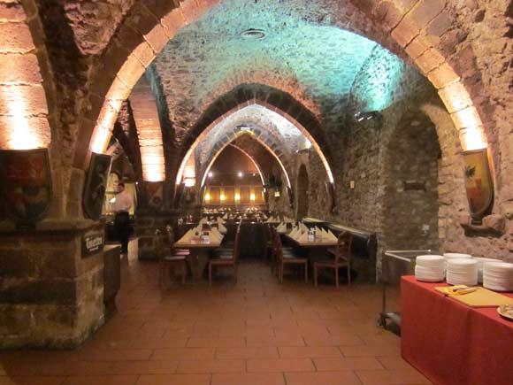Historischer keller Trier
