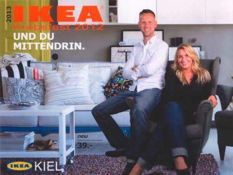 Ikea Krebsfest 2012