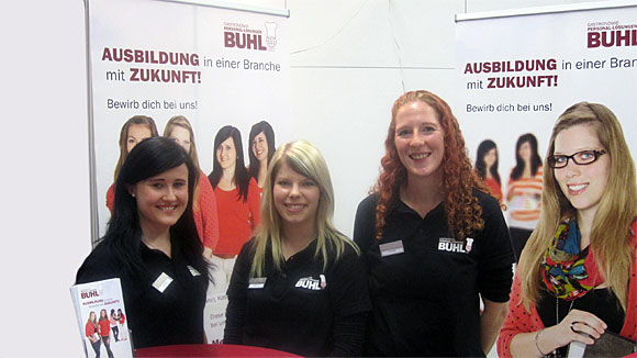 BUHL Stand