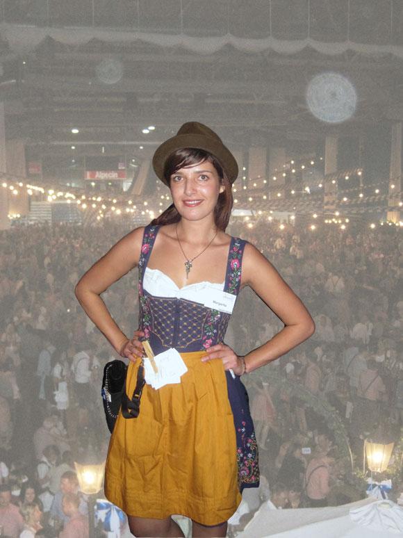 Frau Oktoberfest