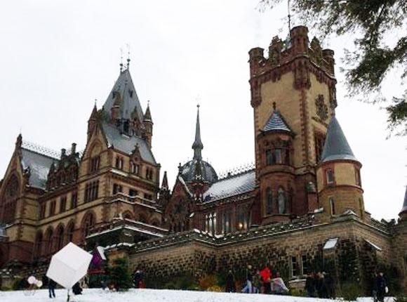 Bonn Schloss Drachenburg