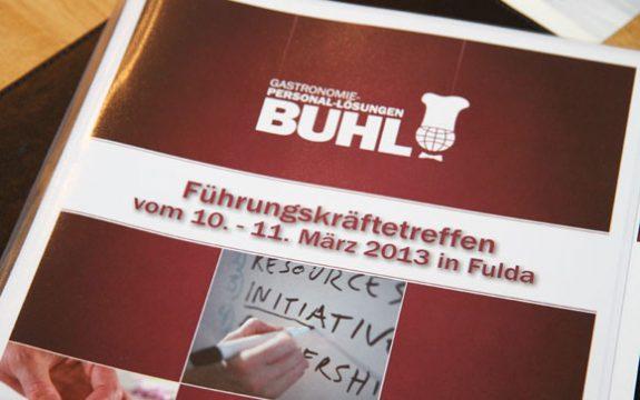Führungskräftetreffen vom 10. - 11. März 2013 in Fulda