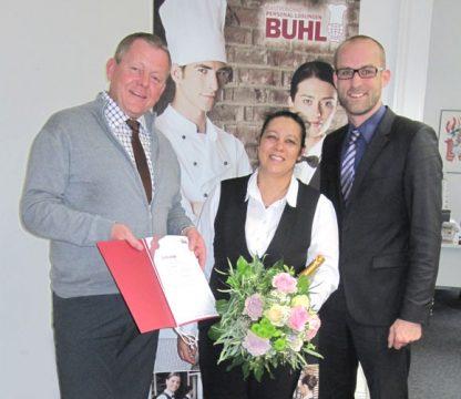 Gratulation Jubiläum