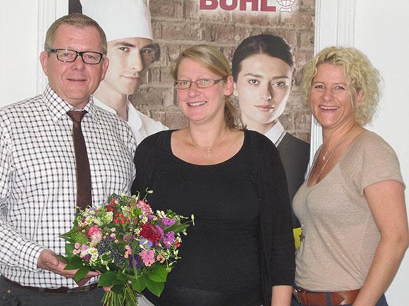 Abschiedsfeier für Andrea Thurk