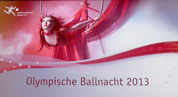 Olympische Ballnacht 2013