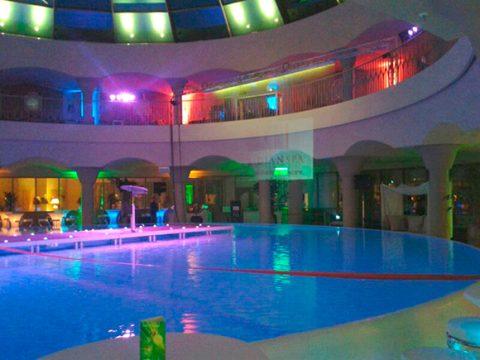 Fitness, Wellness, Promis: Meridian Spa Frankfurt