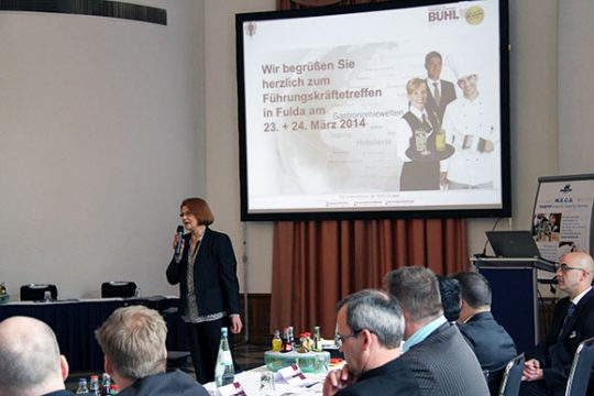 Führungskräftetreffen in Fulda