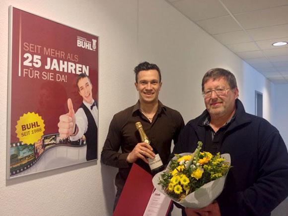5 Jahre BUHL Uwe Giesecke