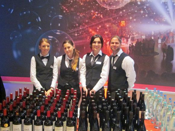 Französischer Weinabend
