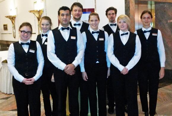 Service-Team aus Ulm