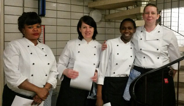 BUHL Personal Küche