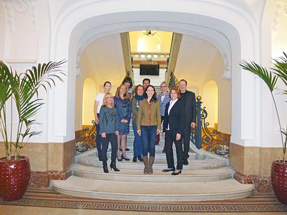Eröffnung Niederlassung Wien