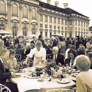Große Veranstaltung mit Buhl 1990