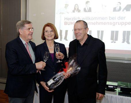 Hermann und Charlotte Buhl