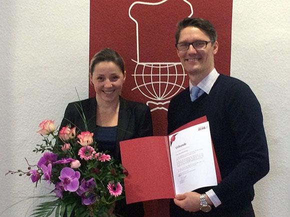 Jaqueline Schulz seit 5 Jahren bei BUHL