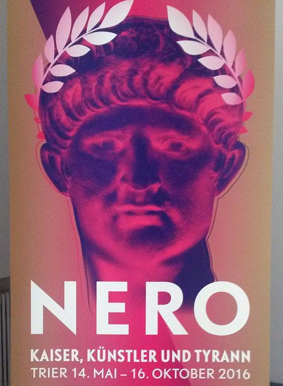 Nero - Kaiser, Künstler, Tyrann