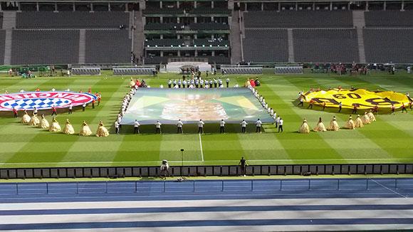BVB Bayern München Pokalfinale