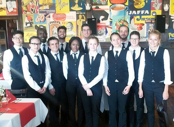 Service-Team aus München