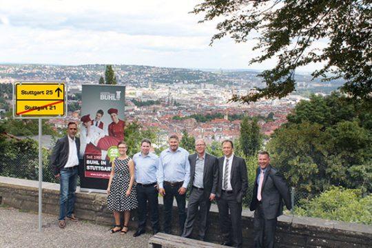 25 Jahre Buhl Stuttgart
