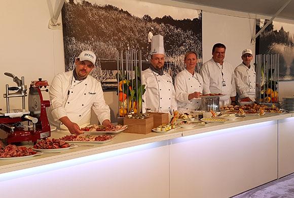 Dallmayr Live-Cooking