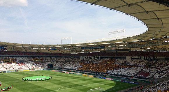 Länderspiel Stuttgart