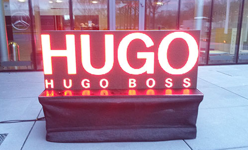 Hugo Boss LED
