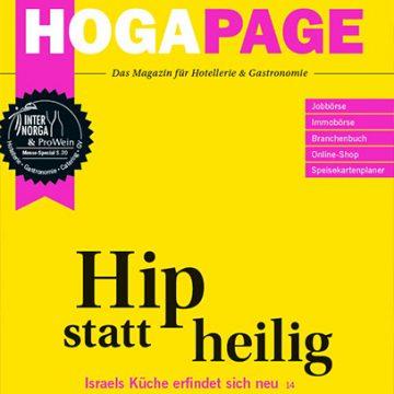 Hogapage Magazin Ausgabe 1 / 2017