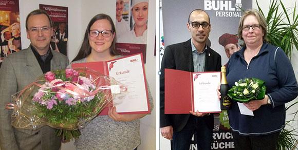 Sarah Hoffmann, Axel Orgeieg, Volkan Bahceci, Christine Lehwald