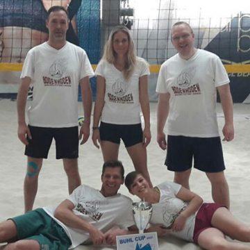 Das Team Stuttgart-Heidelberg-Augsburg