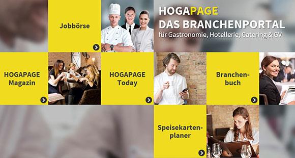HOGAPAGE-Jobbörse Relaunch