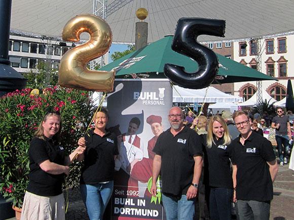 25 Jahre BUHL in Dortmund