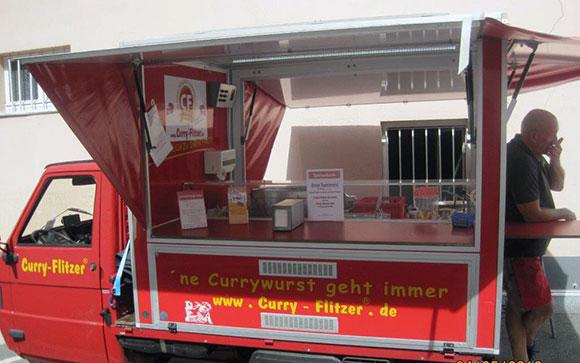 Currywurst-Flitzer