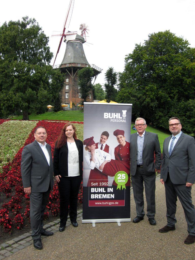 25 Jahre BUHL in Bremen