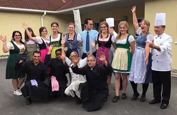 Neueröffnung des Hipreed-Standortes in Mudersbach/Siegerland bei unseren Mitarbeitern aus Gießen