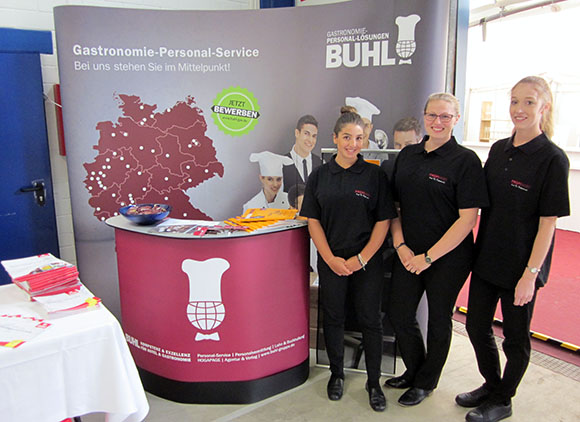 BUHL Personal Stand
