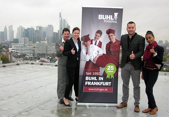 25 Jahre BUHL in Frankfurt
