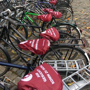 BUHL Fahrradsattel-Schoner