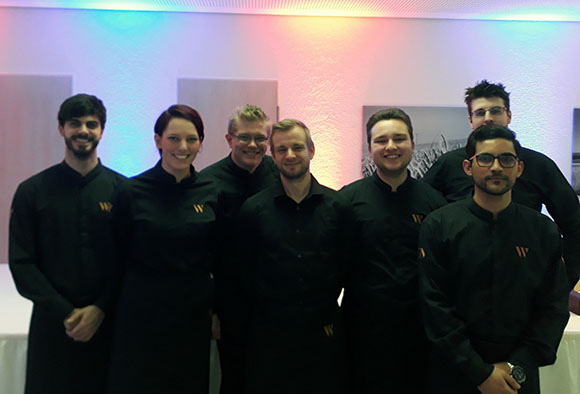Team aus Koblenz