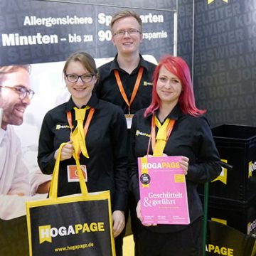 Die Internorga 2018 in Hamburg