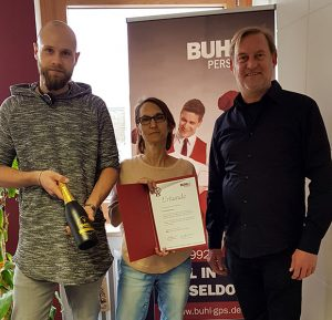 5 Jahre BUHL Silvia Smits