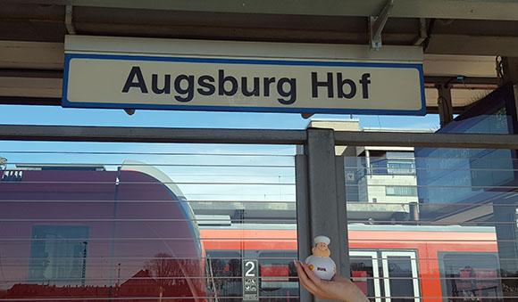 Bert Augsburg Hbf